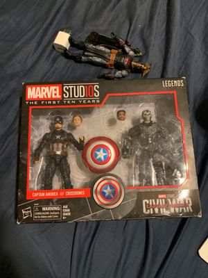 Captain America and Crossbones MARVEL First 10 Years for Sale in Austin, TX