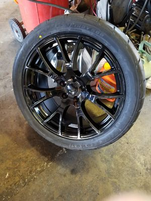 Dodge charger Hellcat wheels for sale ! for Sale in Orlando, FL