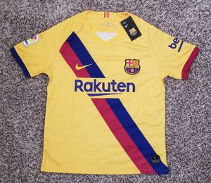 Nike Barcelona Griezmann #17 Soccer Jersey for Sale in Newport News, VA