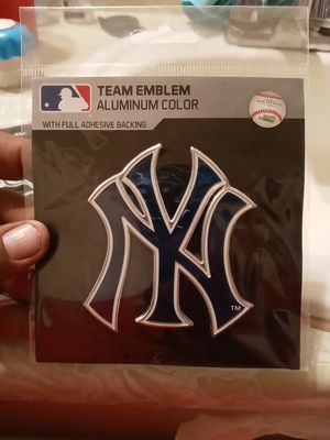 Team Emblems for Vehicles *Brand New Sealed Packages* for Sale in Phoenix, AZ
