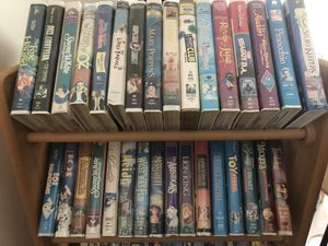 32 Disney VHS Movies for Sale in Cary, NC