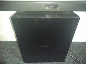 SoundBar subwoofer for Sale in Mesquite, TX