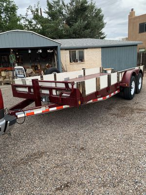 Heavy duty utility trailer for Sale in LOS RNCHS ABQ, NM