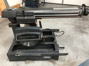 Sears Craftsman 10 inch Radial $50 OBO for Sale in Las Vegas, NV