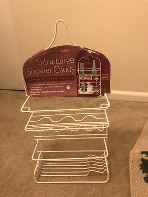 Extra large shower caddy for Sale in Glen Burnie, MD