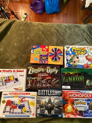 Board game lot for Sale in New York, NY