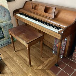 METROPOLITAN RECENTLY TUNED PIANO for Sale in Monterey, CA