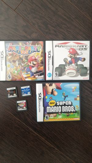 Nintendo ds games for Sale in HALNDLE BCH, FL