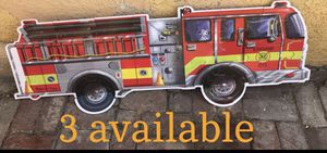 Fire truck displays for Sale in Lynwood, CA