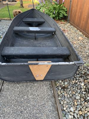 12 ft row boat for Sale in Enumclaw, WA