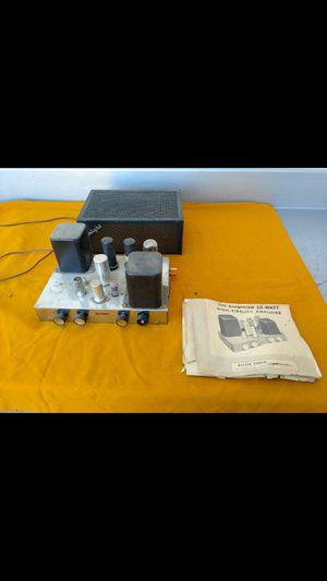1950s tube amplifier for Sale in Phoenix, AZ