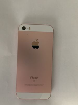 Apple iPhone SE 64GB for Sale in Rialto, CA