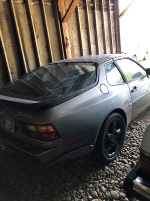 1987 Porsche 944 turbo parts car for Sale in Rainier, WA