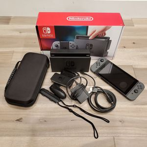 Mint Nintendo Switch (6-mo warranty!) for Sale in San Carlos, CA