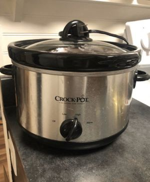 CROCK POT for Sale in Milwaukie, OR