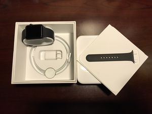 Apple Watch 2 Space Black Stainless Steel for Sale in Houston, TX