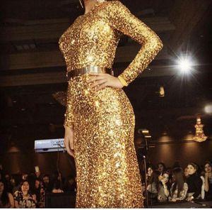 Gold shimmering dress for Sale in Westlake, OH