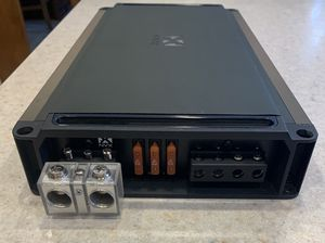 NVX Audio Car Subwoofer Amplifier 2400 Watts for Sale in Strongsville, OH