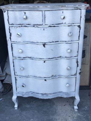 Tall dresser for Sale in Freehold, NJ