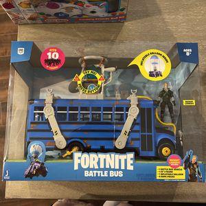 Fortnite Battle Bus for Sale in Katy, TX