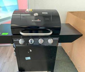 Brand New Black Char-Broil BBQ Grill! 9G0B for Sale in Houston, TX