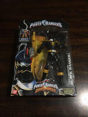 Power Rangers legacy dino thunder black ranger for Sale in Hialeah, FL