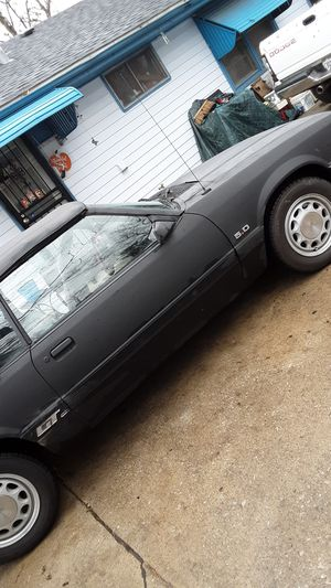 1986 Ford mustang 5.0 auto transmission 73k miles for Sale in Calumet City, IL