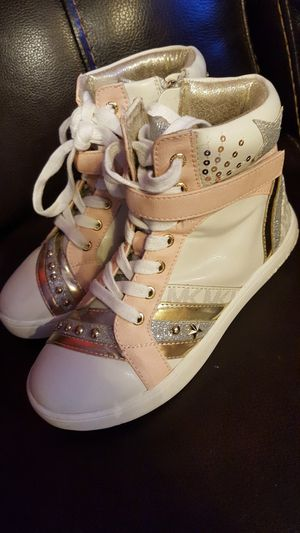 Michael Kors little girls shoes for Sale in Fort Worth, TX