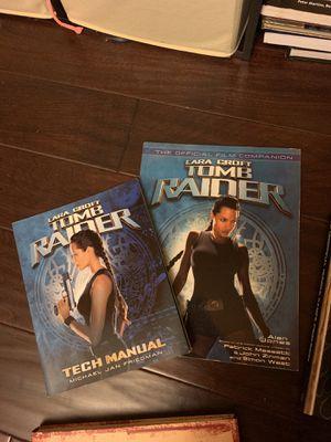 Tomb Raider books for Sale in Waltham, MA