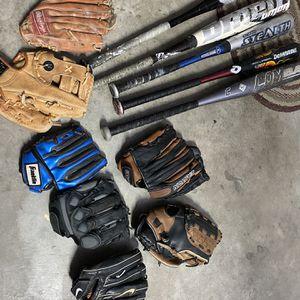 Baseball Bundle for Sale in Corona, CA