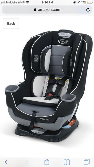 Graco Extend2Fit Convertible Car Seat for Sale in Fellsmere, FL