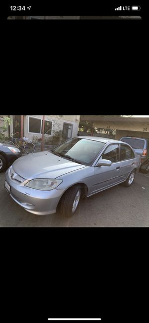 2004 Honda Civic for Sale in Whittier, CA