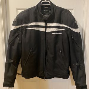 Fieldsheer men's armored motorcycle jacket. 2XL. for Sale in Vancouver, WA