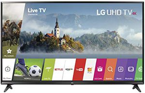 50 inch Lg smart tv UJ6300 for Sale in LUTHVLE TIMON, MD