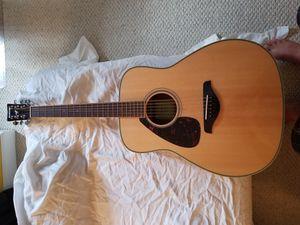 Left Handed Yamaha 820L Acoustic Guitar for Sale in Fort Belvoir, VA