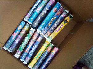 Walt Disney VHS original blue diamond sealed vintage movies for Sale in Abilene, TX