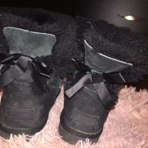 Black Ugg Boots for Sale in Nashville, TN