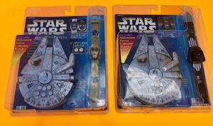 Star Wars Collectable C3PO and Darth Vadar Watches from the 90s for Sale in Missoula, MT