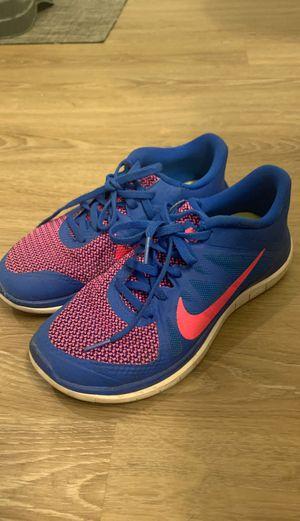 Women's Nike free run running shoes size 8 for Sale in Chandler, AZ