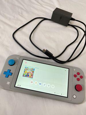 Nintendo Switch Lite Zacian And Zamazenta Edition Console for Sale in Imperial Beach, CA