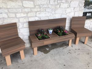 Outdoor patio garden furniture for Sale in Pflugerville, TX