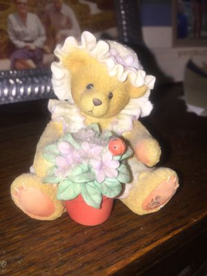 Cherished Teddies numbered piece by Priscilla Hillman for Sale in Alvin, TX