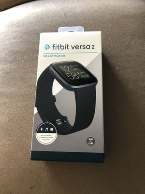 Fit bit versa 2 for Sale in Irving, TX