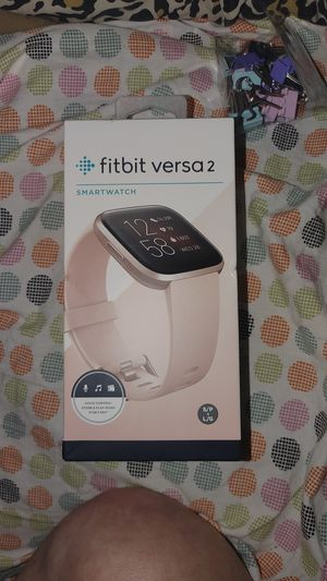 Fitbit versa 2 for Sale in Chester, VA