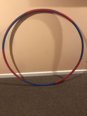 Weighted Hula Hoop for Sale in Rochester, NY