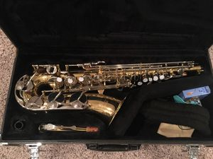 Yamaha Alto Saxophone for Sale in Sterling Heights, MI