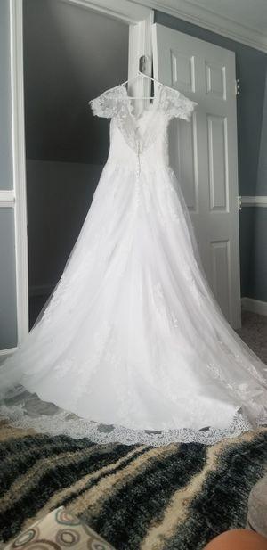 wedding dress for Sale in Laurel, MD