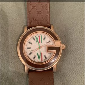 Gucci Watch Leather for Sale in West Columbia, SC