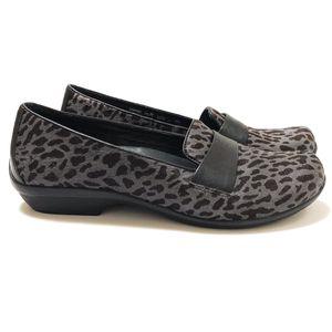 Dansko • Oksana Loafer • 40 9.5 - 10 Grey, Cheetah, Calf Hair, Leather for Sale in Richmond, VA