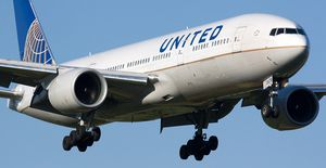 $350 United Electronic Travel Voucher for Sale in Eatontown, NJ